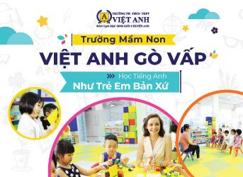 Trường Mầm Non Việt Anh Có Tốt Không ?   Tư vấn chọn trường