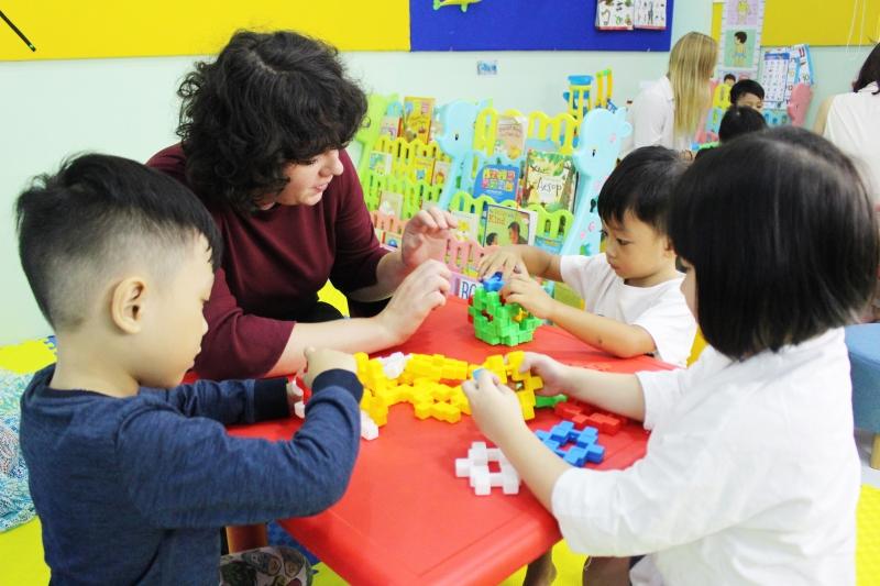 học phí trường mầm non tư thục tốt ở quận Gò Vấp